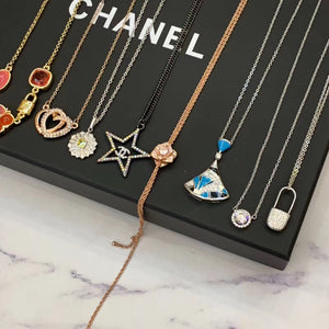 Stunning Vintage Pendant Necklace Collection III