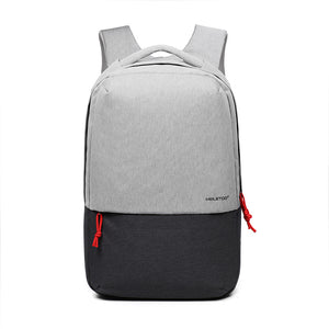 Multi - function new style, casual, color, double shoulder, laptop bag and notebook bag