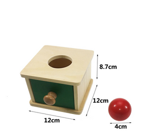 Spherical box