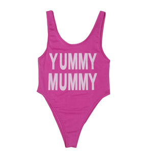 Yummy baby Parent-child swimsuit