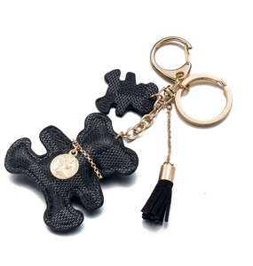 Cute Teddy Bear Bag Charms