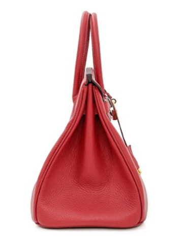 Exquisite HERMES Leather Tote