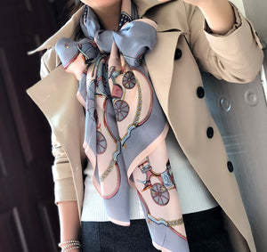 COAT & SCARF - CARESS