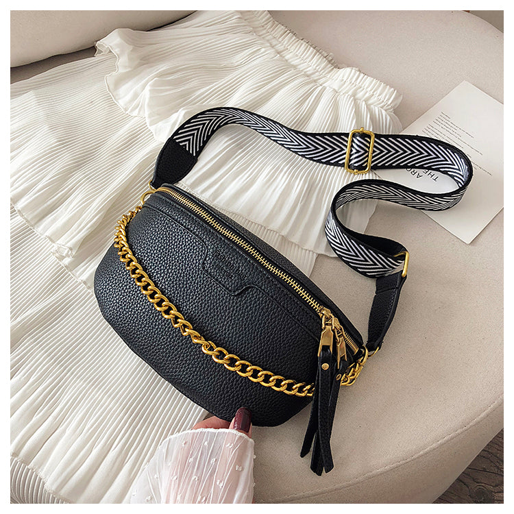 Glamourous Chain Waist Bag