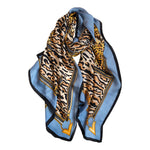Beautiful Wild Cat Scarf