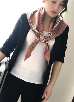 COAT & SCARF - MIRTLE