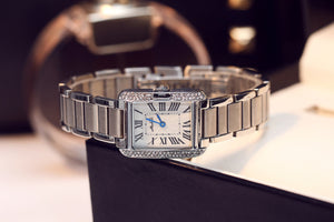 Delicate Roman Numeral Signature Watch