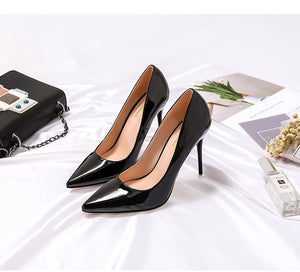 Patent Formal Stiletto Heels