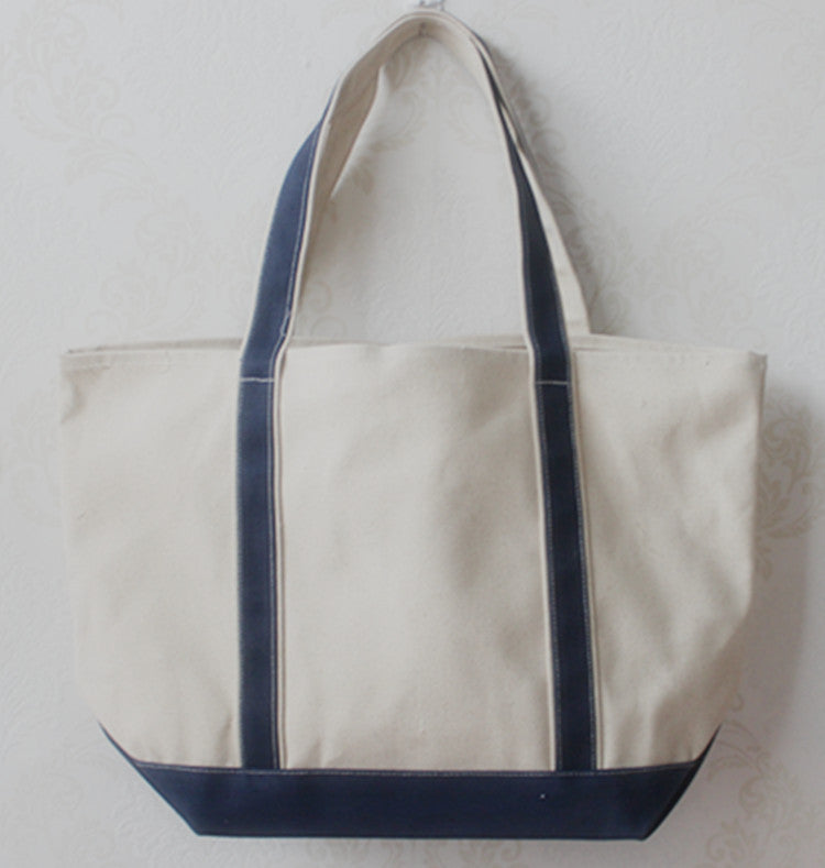 Durable Oxford Style Beach Tote