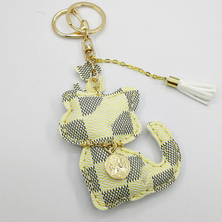 Cute Cat Bag Charms