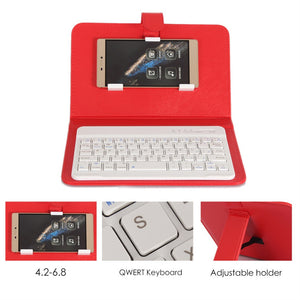 COLOR POP Keyboard Phone Case