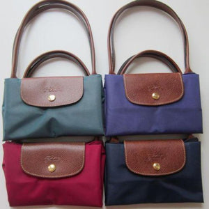 Foldable LONGCHAMP Beach Tote