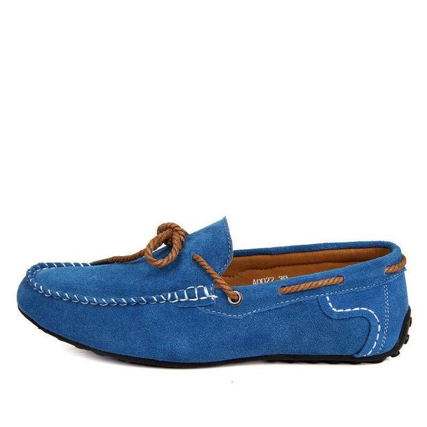 Luxe Suede Loafers