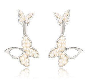Stunning Butterfly Earrings