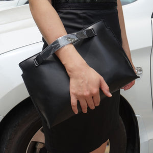 Women Color Clutch
