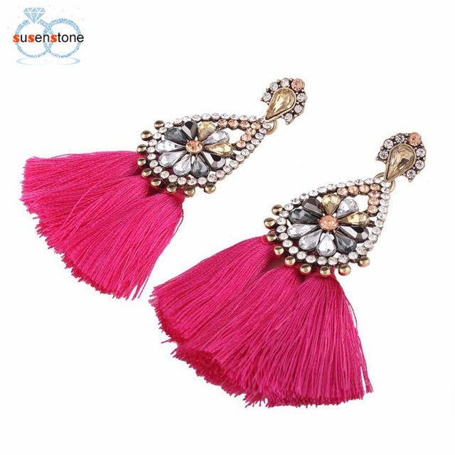Fashion Tassel Earrings