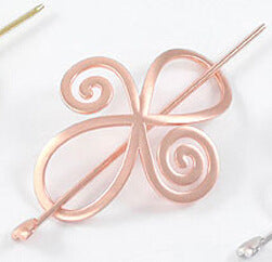 Arched Hair Clips