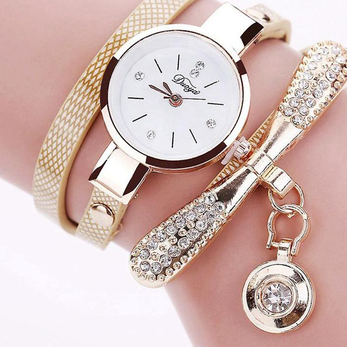 Lovely Color Pop Strap Watch