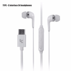 Original Type-C Earphone Digital USB Headphone Accessory Wired Control In Ear Headset Digital Earphone For Smartphone