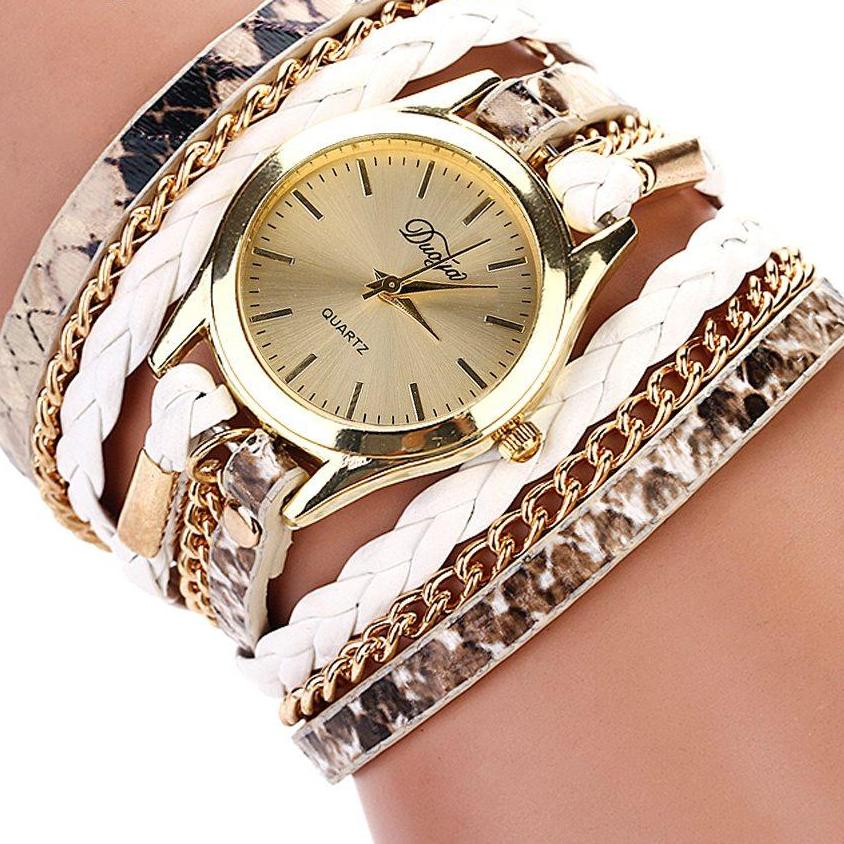 Beautiful Woven Band Watch