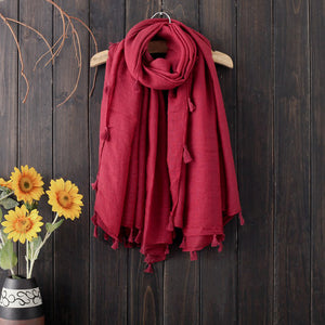 Woolen Winter Scarf