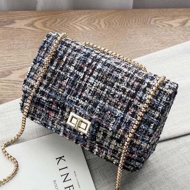 Tweed Heaven Purse