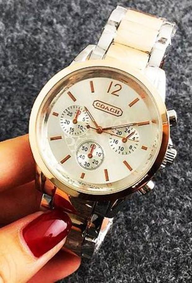 3 Dial  Watch
