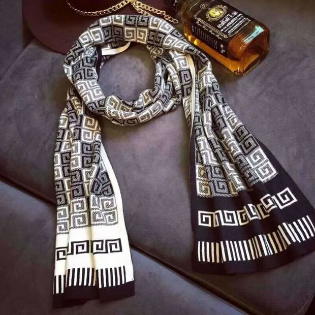 Gorgeous Twist Scarf