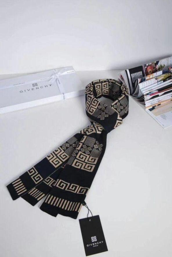 Graphic Print Scarf I