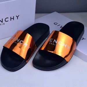 Cozy Patent GIVENCHY  Slippers