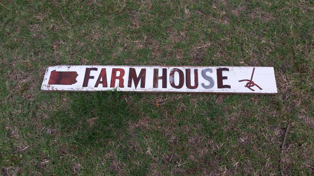 Farmhouse custom