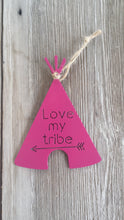 Love my Tribe Ornament