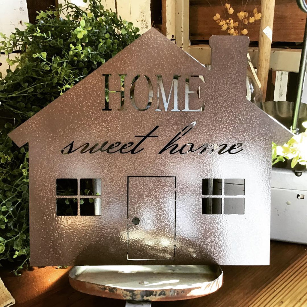 Home Sweet Home | Metal Sign