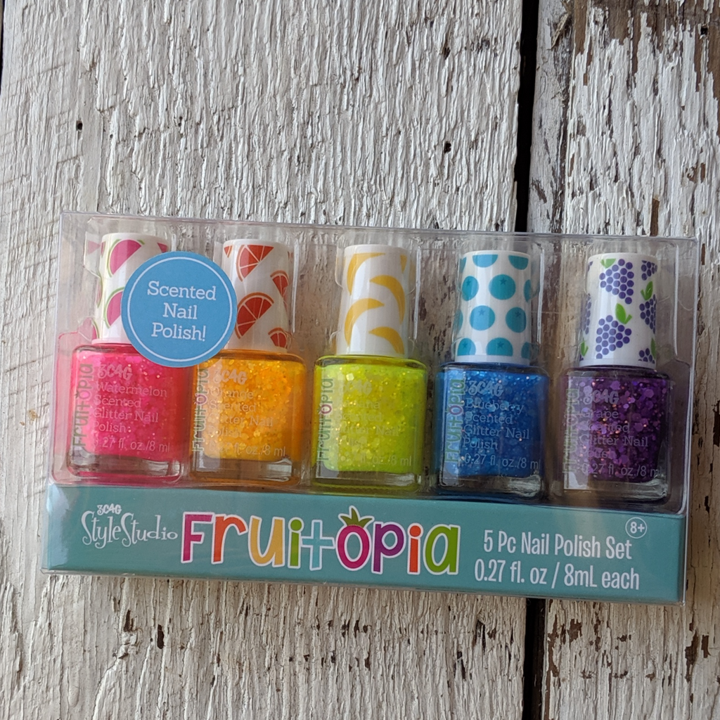 Fruitopia Scented Nail Polish Set