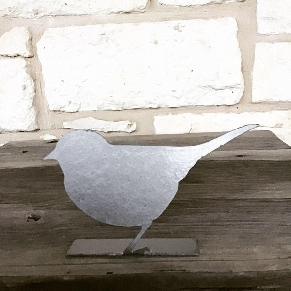 Standing Bird | Metal Decoration