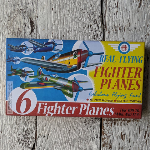 Fighter Planes Make and Fly Set