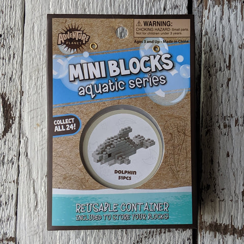 Dolphin Mini Blocks