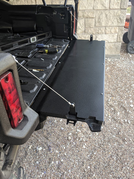 Honda Pioneer 1000-5 Tailgate Kit NOW POWDER COATED ( Also Fits 700 and 700-4)