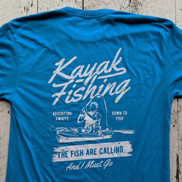 Kayak Fishing Shirt
