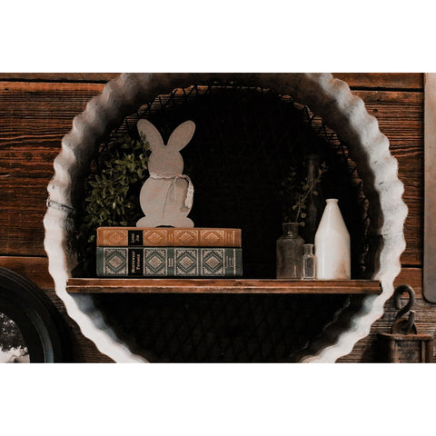 Standing Bunny | Metal Decoration