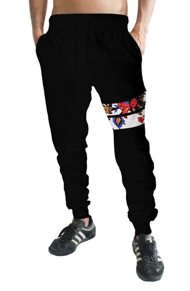 2017 Floral Joggers