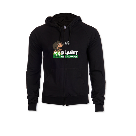 Planet of the Vapes Zip Hoodie
