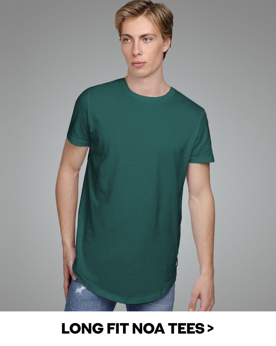 long fit noa t-shirts