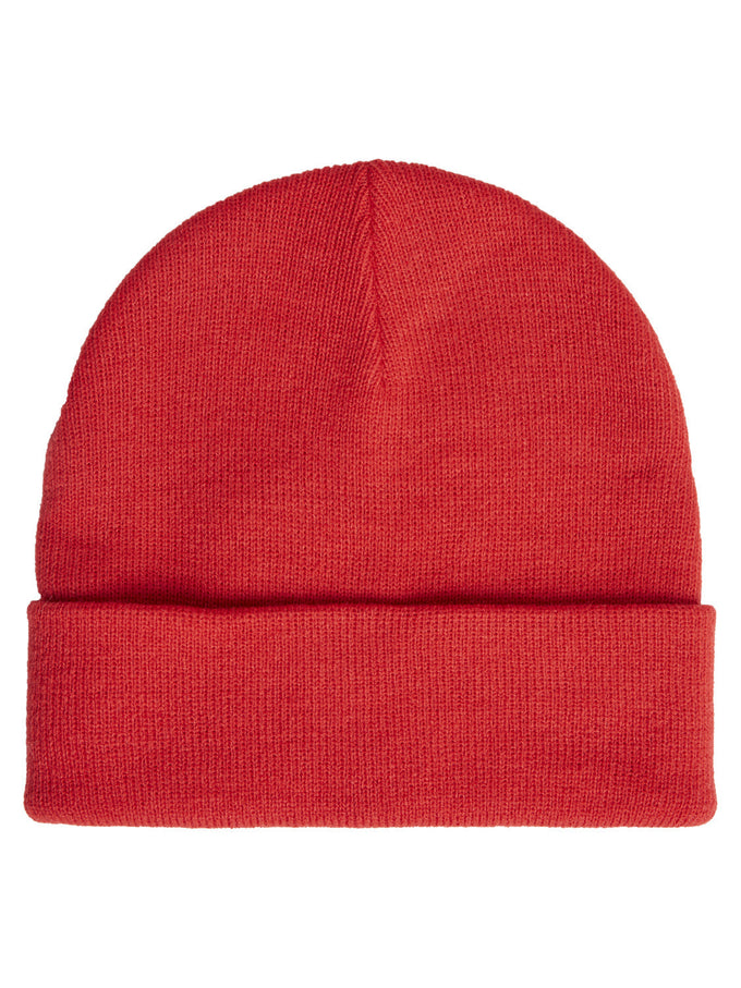 CLASSIC SOLID BEANIE CHINESE RED