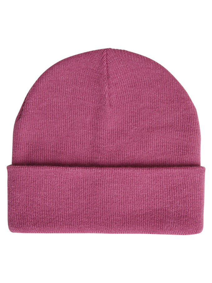 CLASSIC SOLID BEANIE ROSE VIOLET