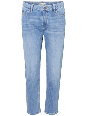 VMANNA STRAIGHT FIT ANKLE JEANS