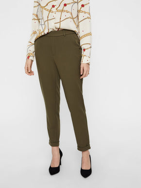 LOOSE FIT JERSEY PANTS