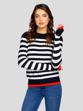 CUTE STRIPED SWEATER