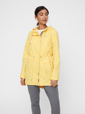 COLOURFUL CANVAS PARKA