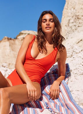 FALLON ONE-PIECE SWIMSUIT